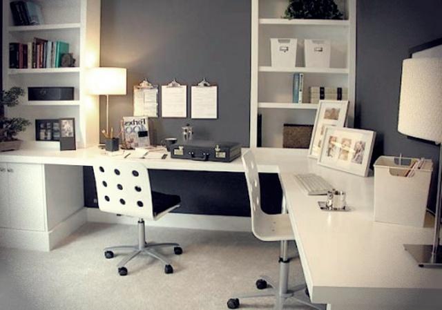 Ofis Dekorasyon Önerileri - Model 4