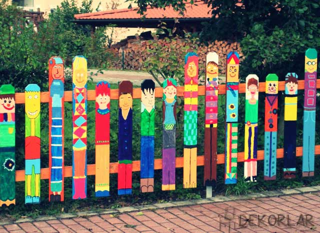 Yaratıcı Bahçe Dekorasyonları - 4