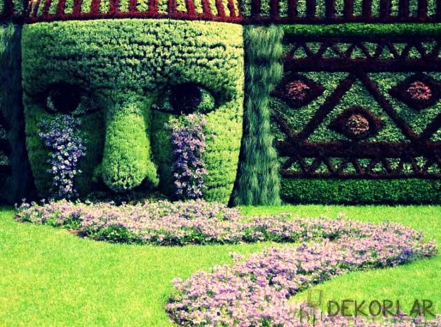 Yaratıcı Bahçe Dekorasyonları - 8