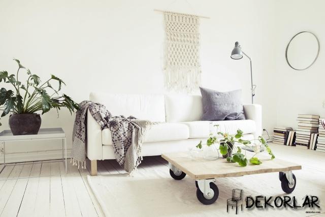 Evlerde Yaz Modası - Ferahlık