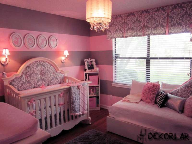 Bebek Odası Dekorasyonu - 3
