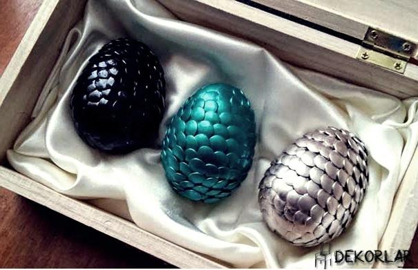 Ejderha Yumurtası - 1