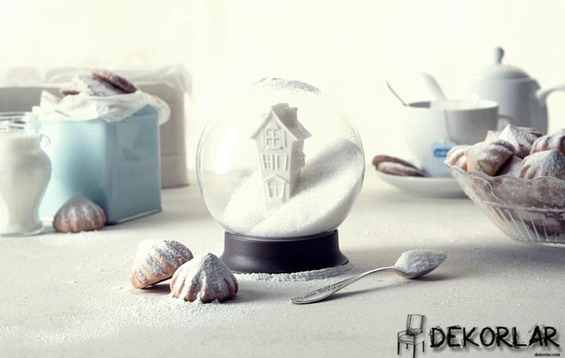 Kar Küresi Şekerlik - 2