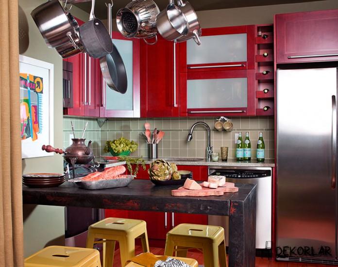 Küçük Mutfak Dekorasyon Fikirleri - 3