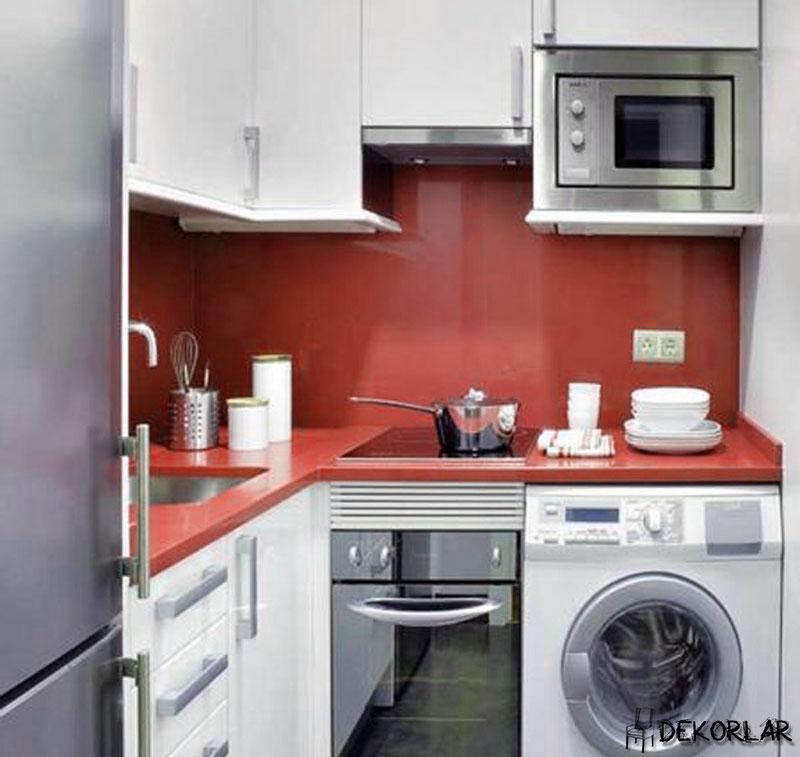 Küçük Mutfak Dekorasyon Fikirleri - 4