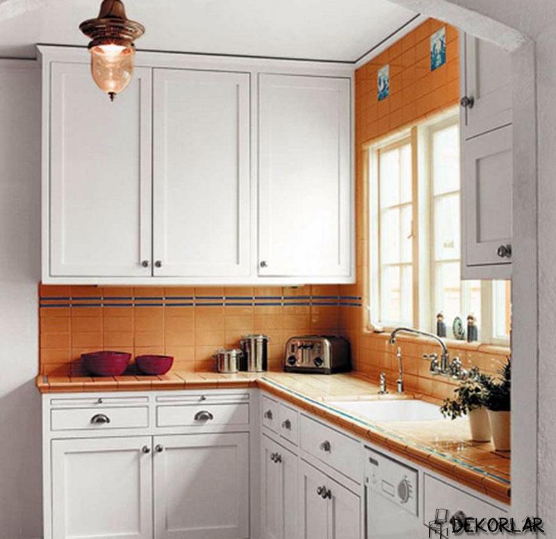 Küçük Mutfak Dekorasyon Fikirleri - 5