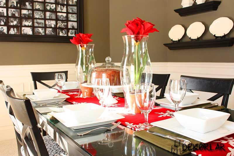 Romantik Yemek Odası -1