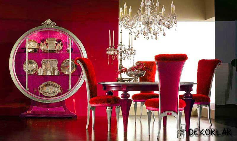 Romantik Yemek Odası -3