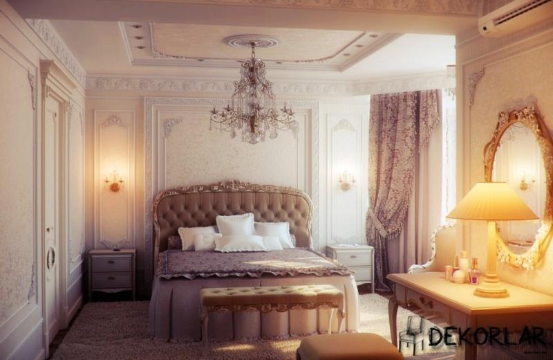 Fransız Tarzındaki Mobilyalar - 3