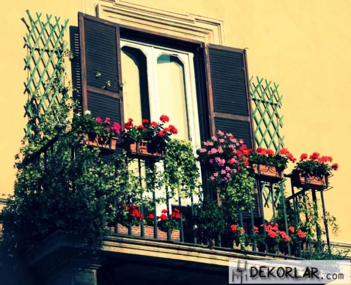 Küçük Balkon Tasarımları - 2