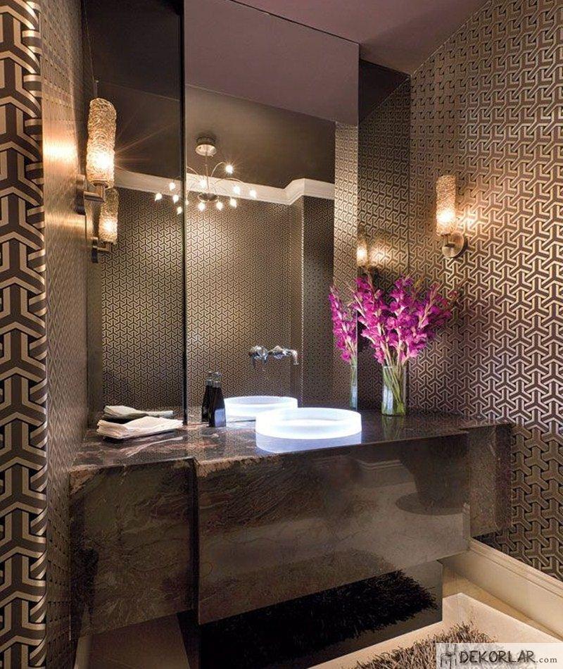 Lüks Banyo Dolabı Modelleri - 4