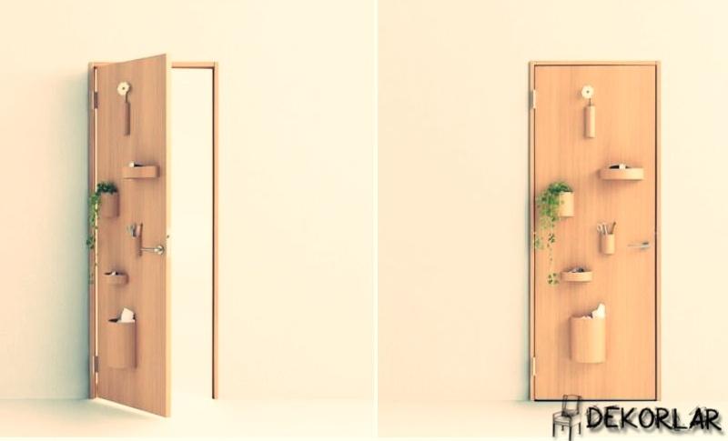 Cepli Kapı Modeli