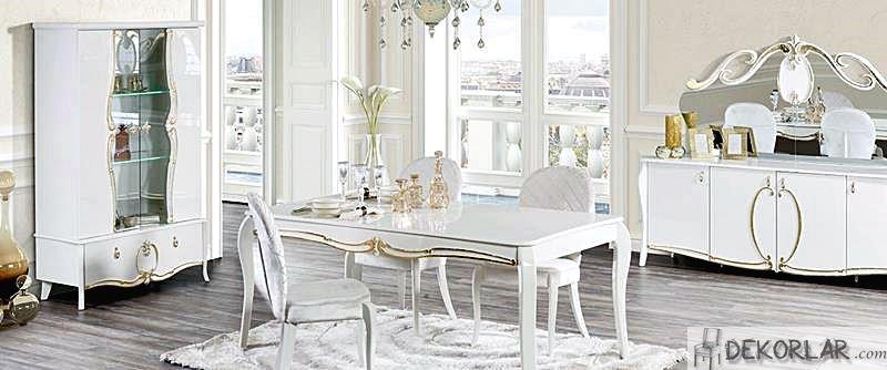 Alfemo Yemek Odası Modelleri Victoria