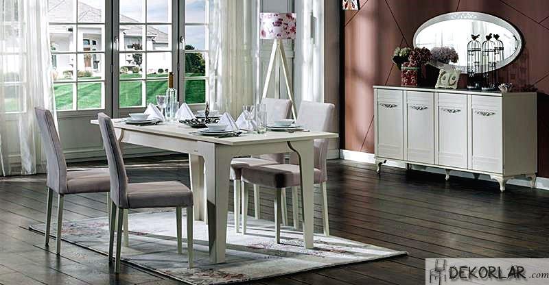 Bellona Yemek Odası Modelleri Linda