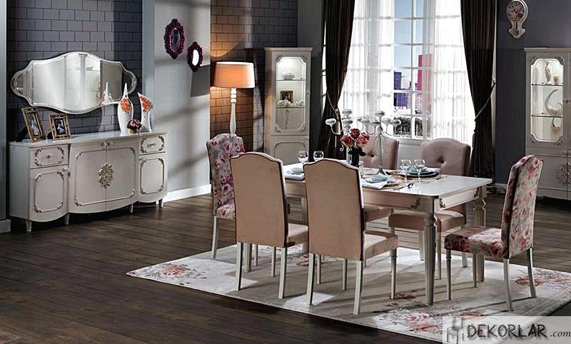 Bellona Yemek Odası Modelleri Romeo