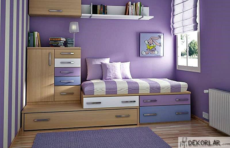 Çocuk Odası Dekorasyon Fikirleri - 2