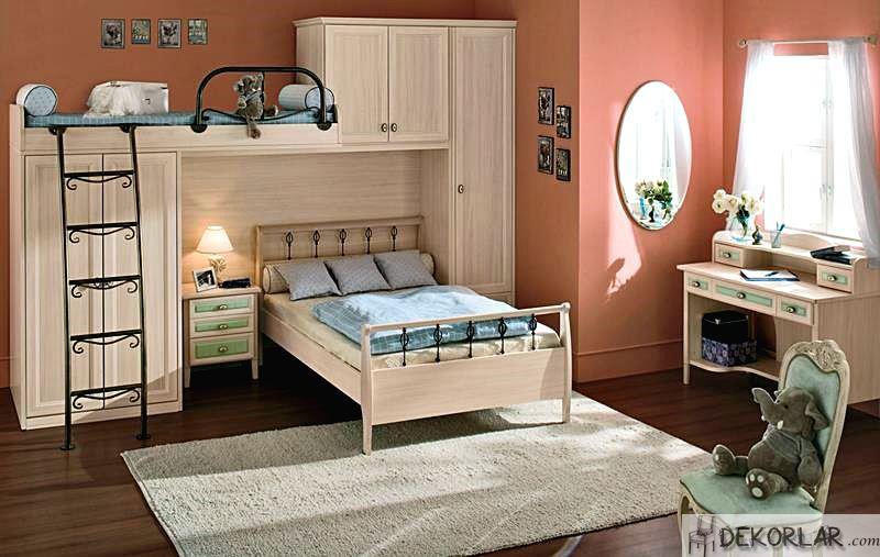 Çocuk Odası Dekorasyon Fikirleri - 4