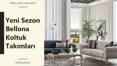Bellona Koltuk Takımları Modelleri ve Fiyatları