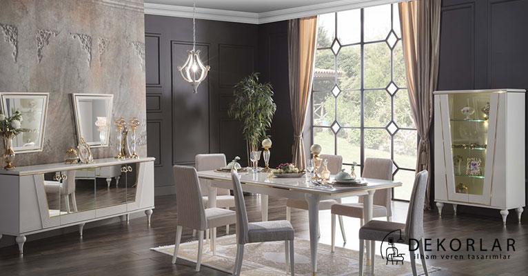 Bellona Yemek Odası Takımları : Vitella