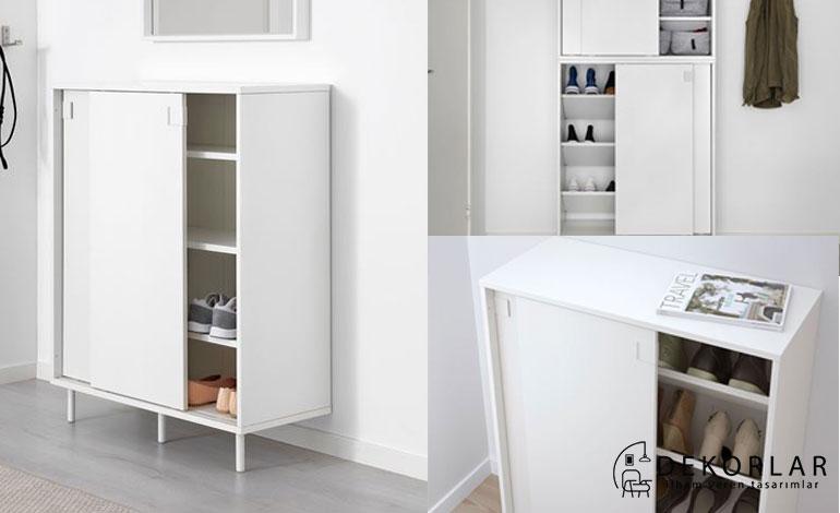 IKEA Ayakkabılık Modelleri : Mackapar