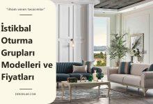İstikbal Oturma Grupları Salon Takımları Modelleri ve Fiyatları